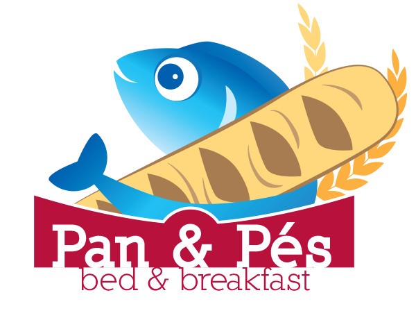 bed & breakfast pan & pés